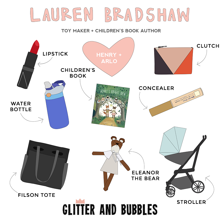 Lauren Bradshaw, founder of Walnut Animal Society is featured on Glitter and Bubbles as this week's Rad Mom.