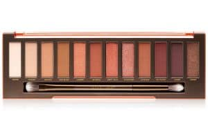 Urban Decay Naked Heat Palette.